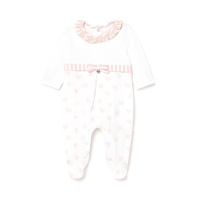 Pijama Punto Corazones niña MAYORAL Color Candy