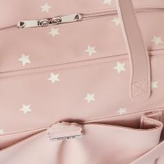Bolso Maternidad Estrellas Recién Nacido MAYORAL Color ROSA