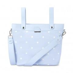 Bolso para carro Bebé Panera Estrellas MAYORAL Color BABY BLUE