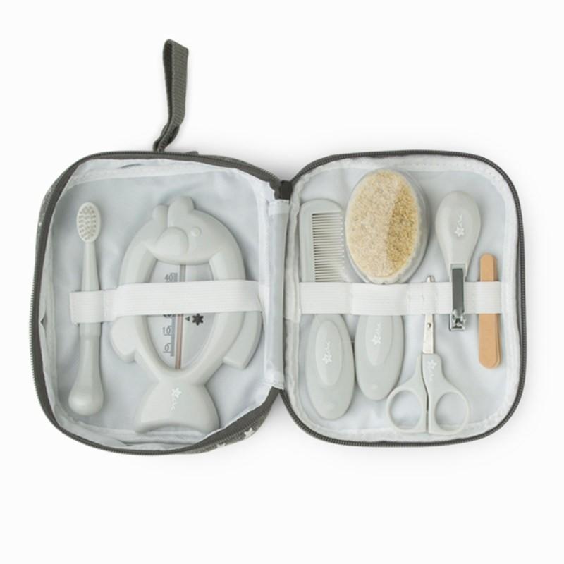Set Higiene 7 Accesorios para Bebé TUC TUC Color GRIS