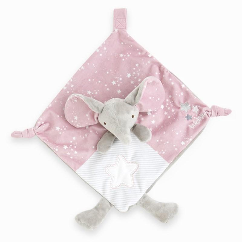Dou Dou Elefante Bebé Recién Nacido TUC TUC Color ROSA
