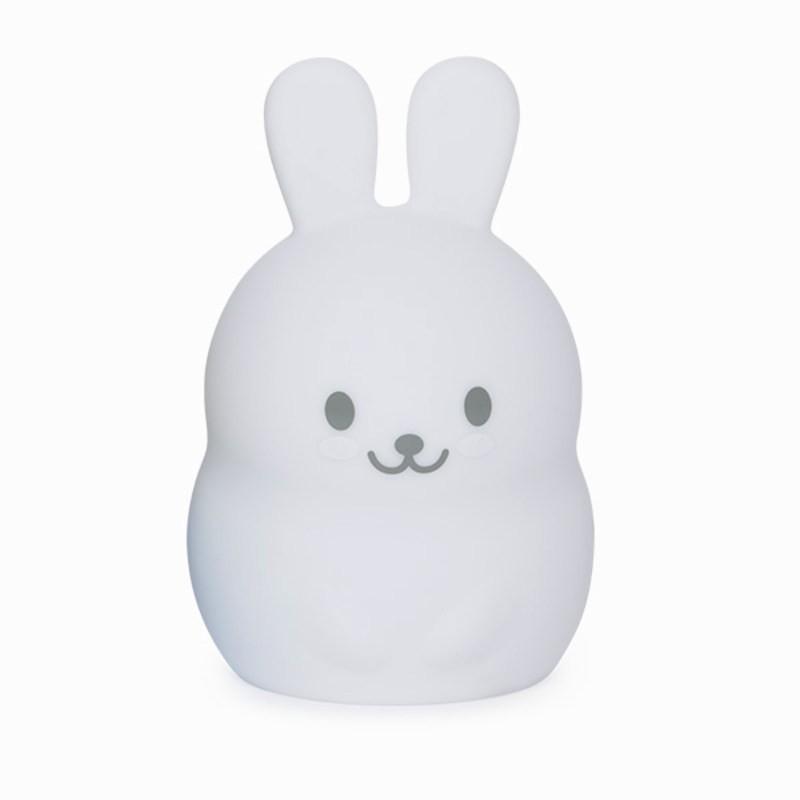 Lampara LED Quitamiedos Conejo para Bebé TUC TUC