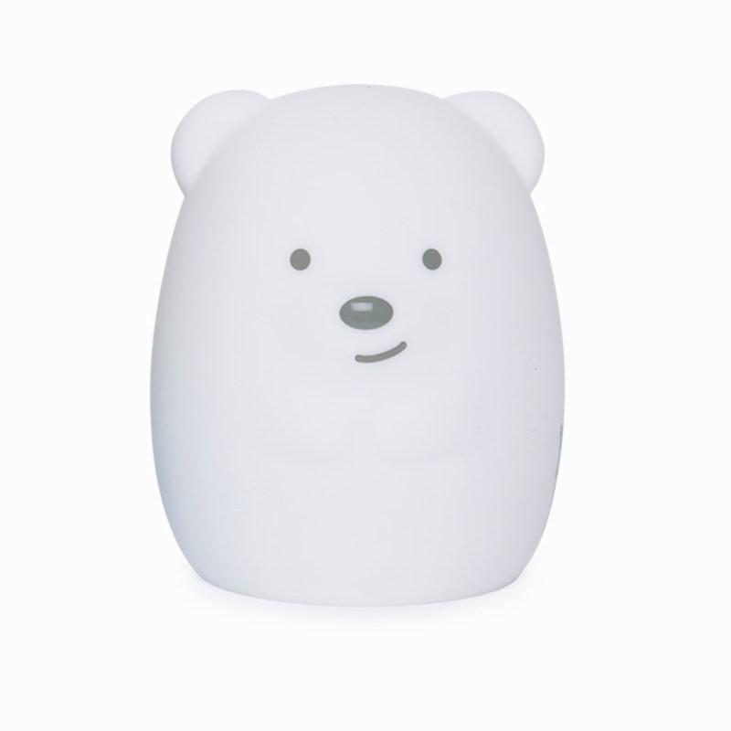 Lampara LED Quitamiedos Oso para Bebé TUC TUC