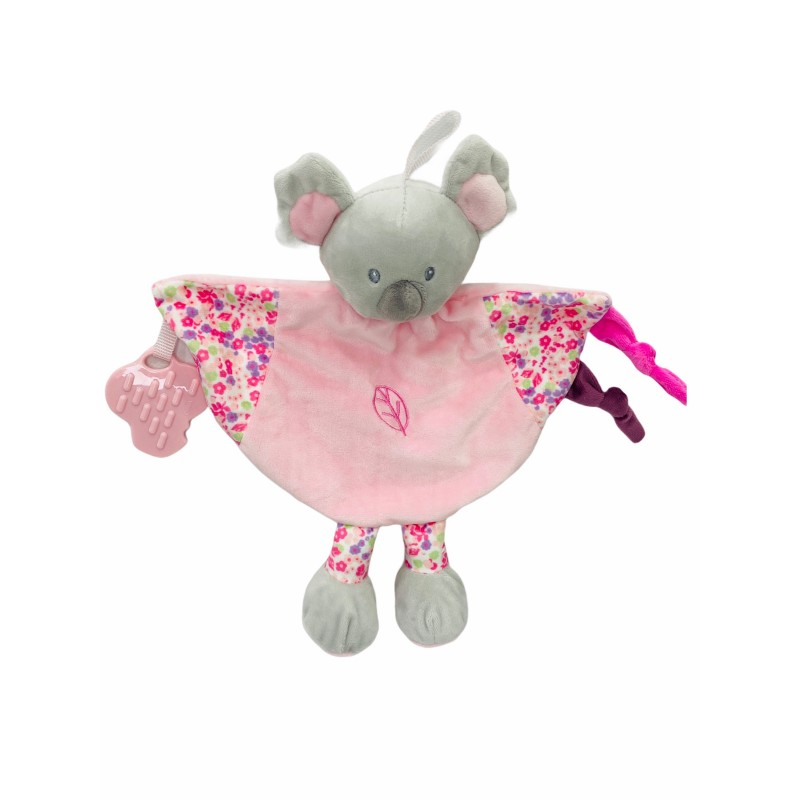 Dou Dou Mordedor Koala Bebé color ROSA