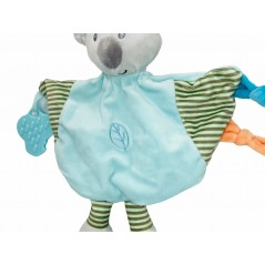 Dou Dou Mordedor Koala Bebé color AZUL