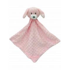 Dou Dou Animalitos de puntitos Bebé color ROSA