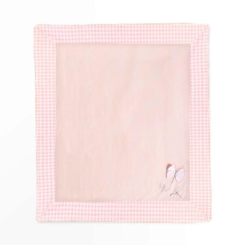 Arrullo de Verano Bordado para Bebé MAYORAL Color ROSA