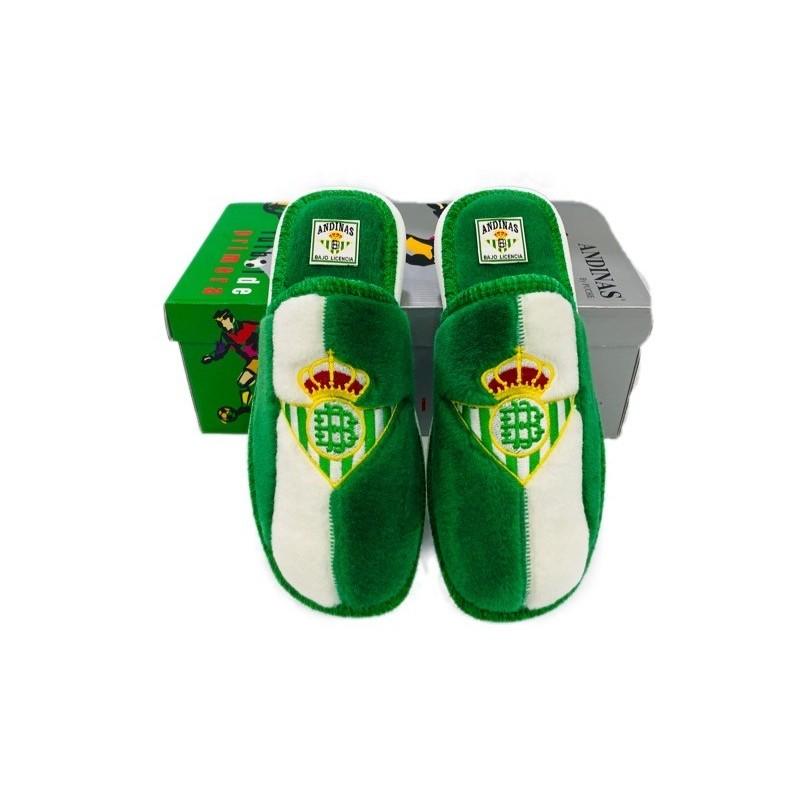 Zapatillas Andar en Casa Oficiales BETIS