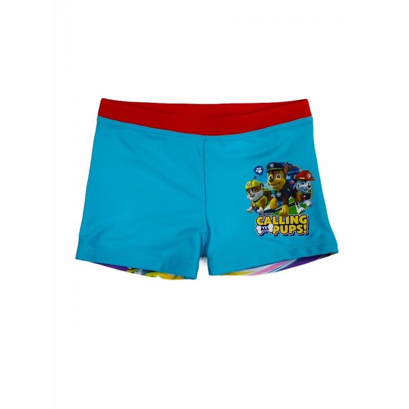 Bañador Boxer Niño PATRULLA CANINA Color AZUL CIELO