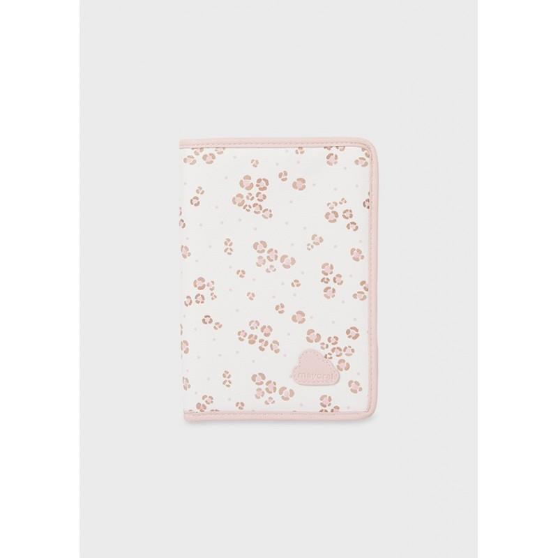 Portadocumentos Estampado Bebé MAYORAL Color Rosa
