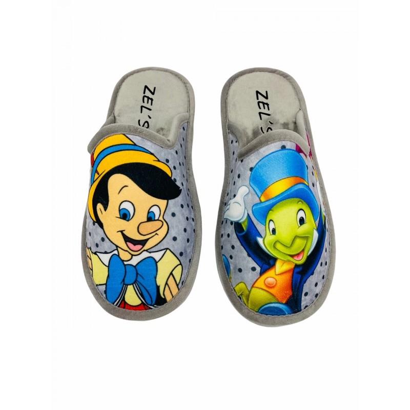 Zapatillas de Casa DISNEY Pinocho