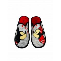 Zapatillas de Casa DISNEY Mickey y Minnie