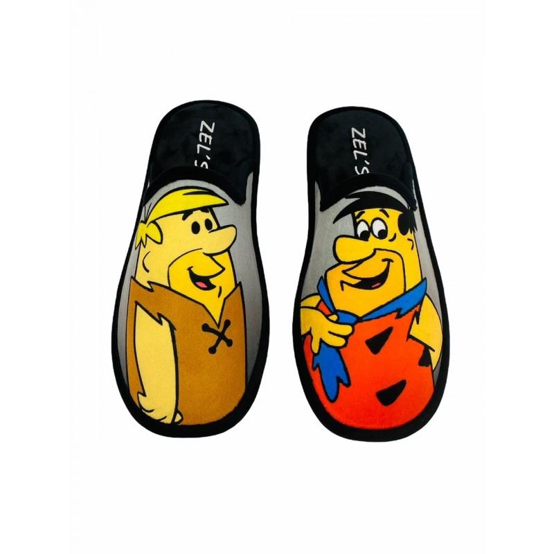 Zapatillas de Casa de Hombre  LOS PICAPIEDRAS
