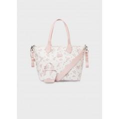 Bolso Maternal con Accesorios MAYORAL Color Rosa