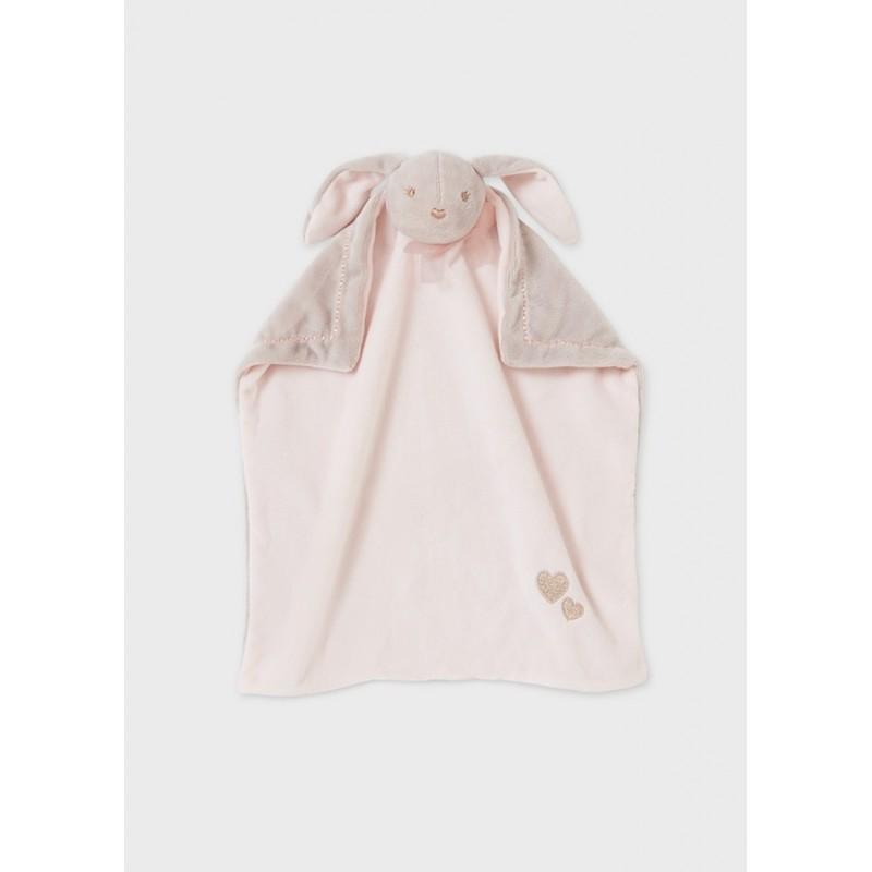 Gugu MAYORAL Peluchito Bebé Color Rosa