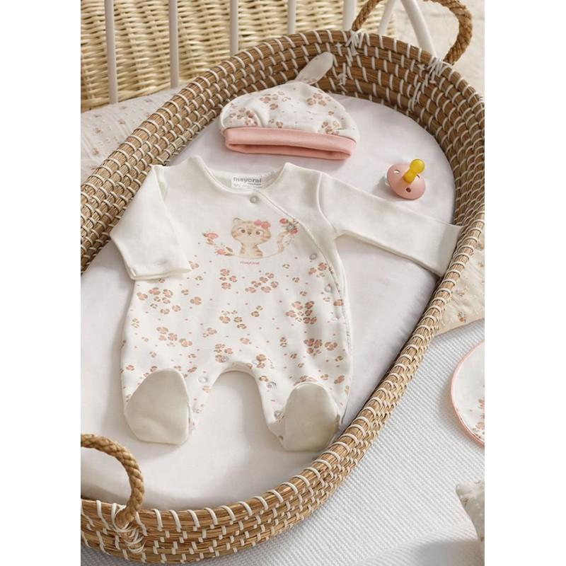 Set Regalo MAYORAL Bebé Recién Nacida Color Rosa
