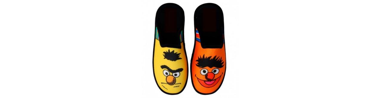 Zapatillas Andar en Casa HOMBRE | Divertidas y Originales | Equipos |