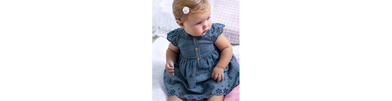 Niña Bebé - Ropa y complementos - Recién Nacida 0-24 Meses