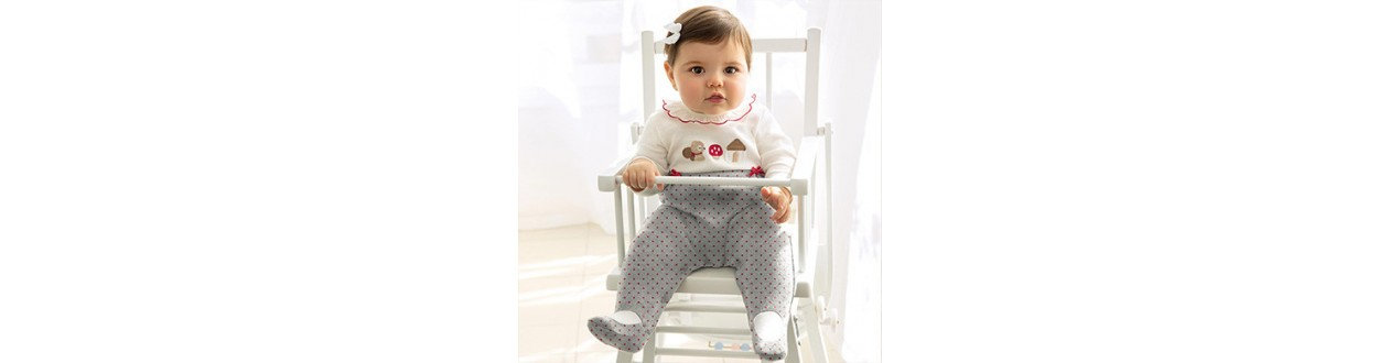Pijamas -MAYORAL Niña Bebé - Tallas desde 0 a 24 meses-