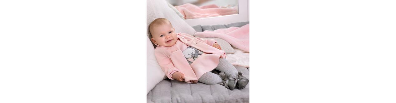 Abrigos-Chaquetas-Rebecas-Parkas- MAYORAL- Niña Bebés de 0 a 24 Meses