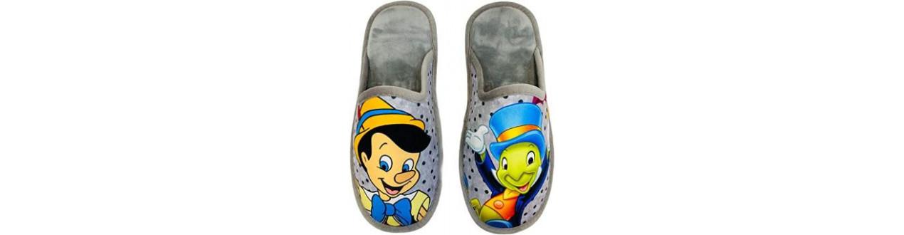 MUJER- Zapatillas Andar en Casa